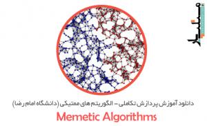 الگوریتم های ممتیکی