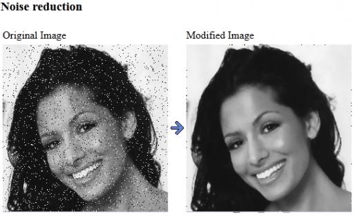 دانلود سورس کد متلب فیلترهای حذف نویز تصویر