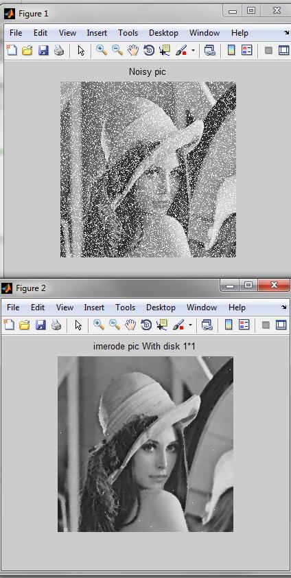 دانلود پروژه پردازش تصویر در متلب – حذف نویز نمک (salt)
