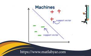آموزش یادگیری ماشین در متلب - ماشین های بردار پشتیبان SVM